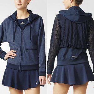 Adidas Stella McCartney Zip Mesh Track Jacket XS